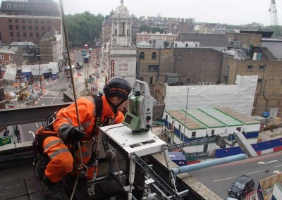Building Inspection Surveys at Height