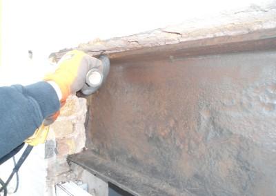 Concrete Lintel Repair